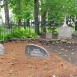 Hauaplats Järva-Peetri kalmistul
