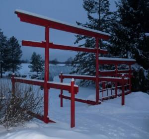 Jaapani Torii värav 11.01.19